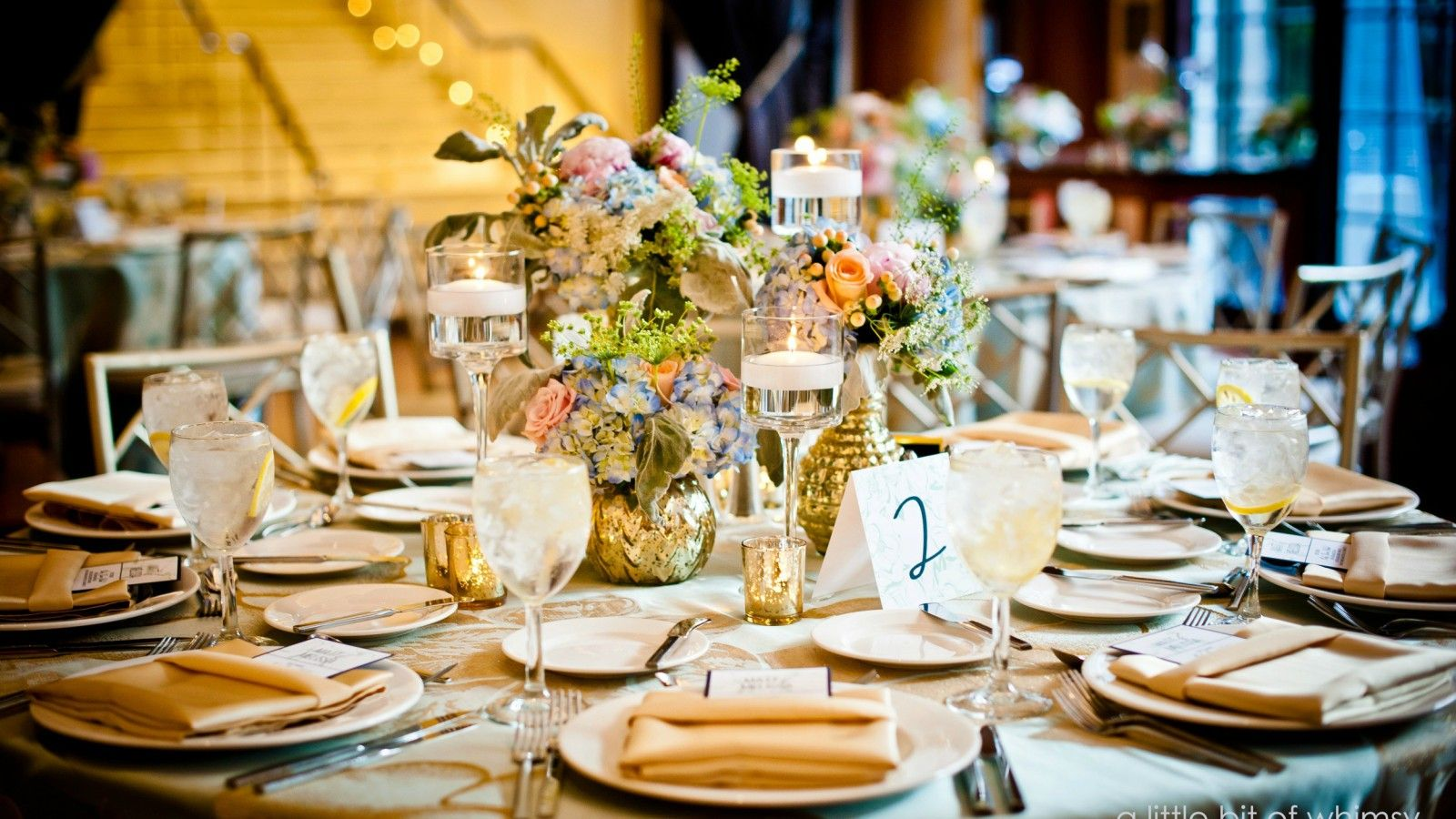 Georgetown Wedding Venue - The Westin Georgetown, Washington D.C.