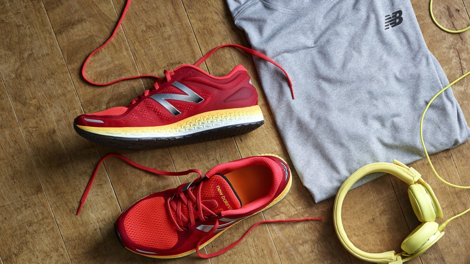 Gear Lending with New Balance