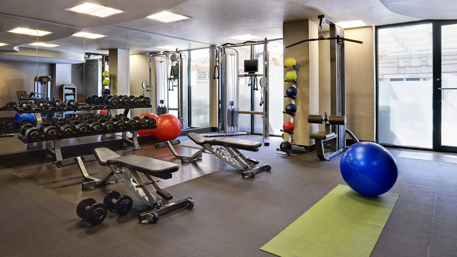 Hotel Features | WestinWORKOUT® Fitness Studio